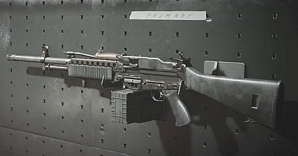 Stoner 63 weapon in Black Ops Cold War (Image credits: Gamewith.net)