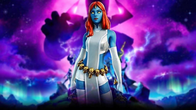 Mystique has been one of the most notorious characters in the game (Image credits: UHD Wallpaper)