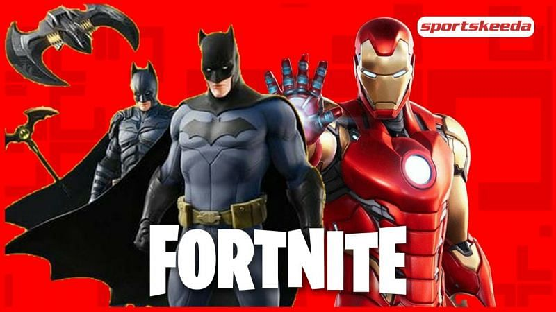 Fortnite Batman Kidnapping Iron Man From Stark Industries Is The Best Thing You Ll See All Day Iron man will put up a decent fight, and you'll have to make it past stark bots to get. fortnite batman kidnapping iron man