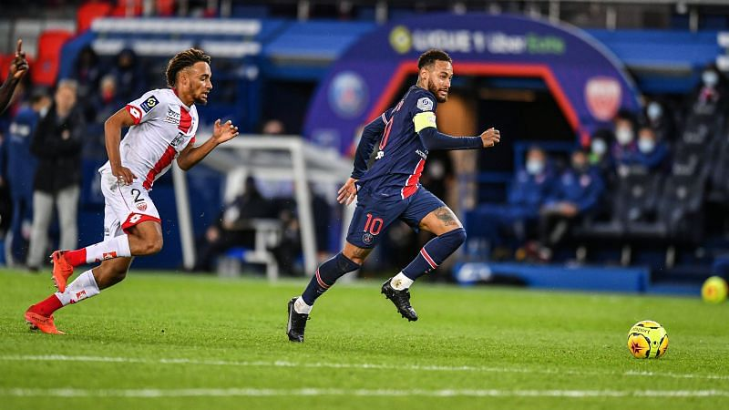Neymar starred once again as Les Parisiens returned to winning ways against Dijon.