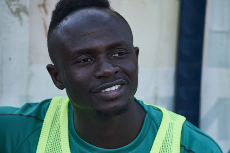 Sadio Mane is ruled out for Senegal after testing positive for COVID-19
