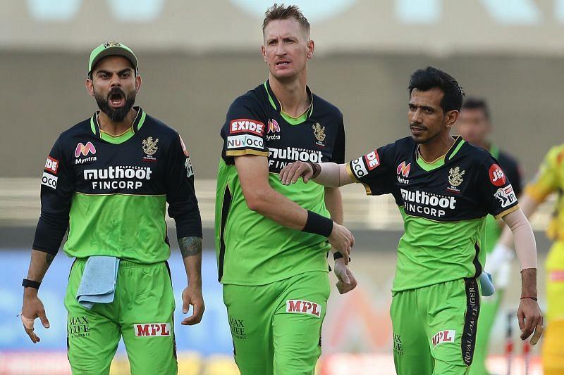 The RCB bowlers failed to contain the Chennai Super Kings batsmen [P/C: iplt20.com]