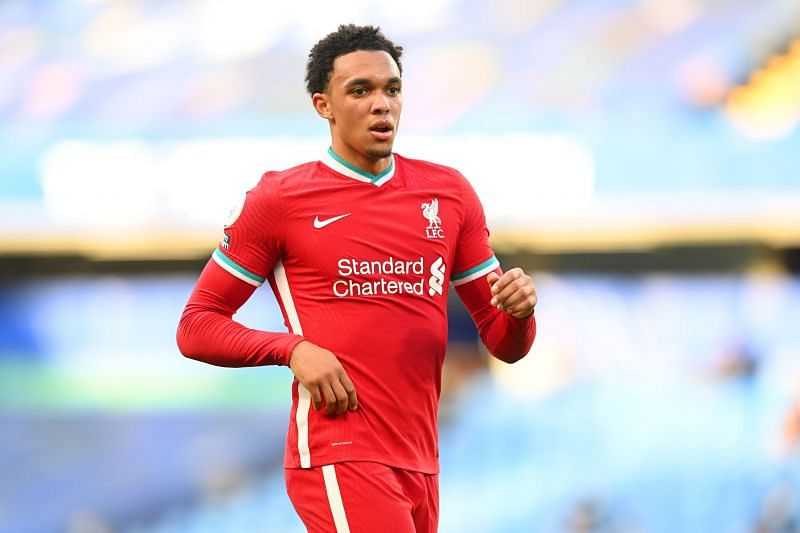 Trent Alexander-Arnold is possibly the best right-back in the game at the .