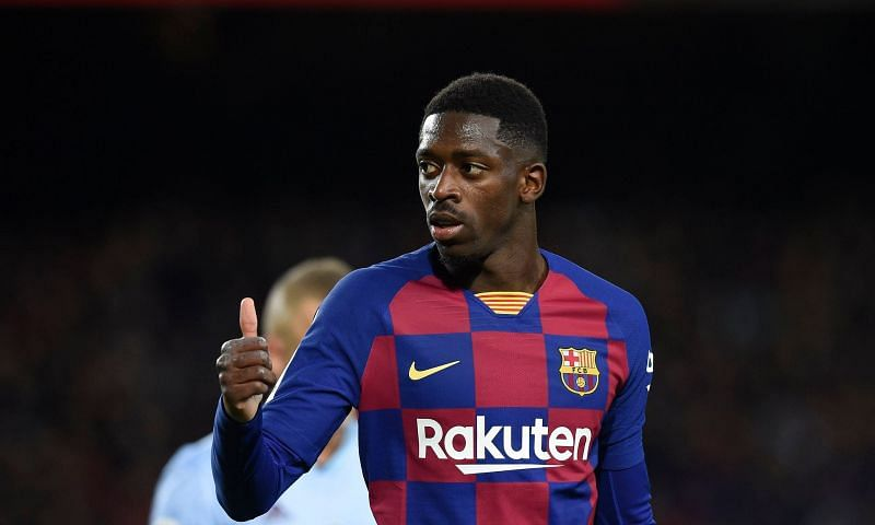 Dembele has enormous talent but he