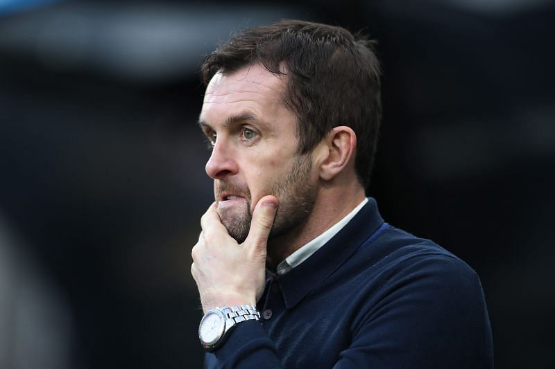 Luton manager Nathan Jones faces his former club this weekend
