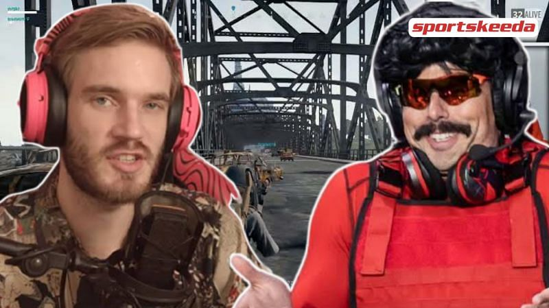 Dr Disrespect recently streamed Fall Guys alongside PewDiePie in a memorable collaboration