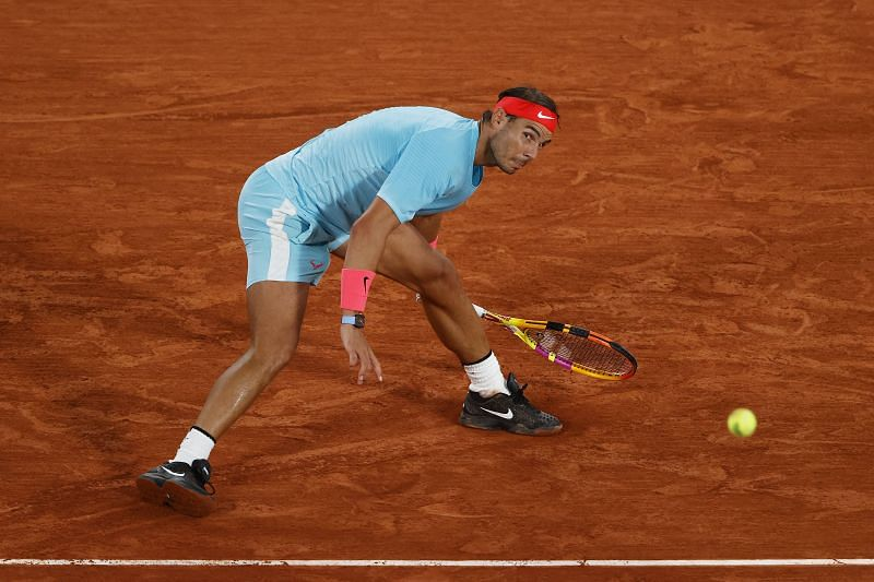 Rafael Nadal is a 12-time champion at Roland Garros.