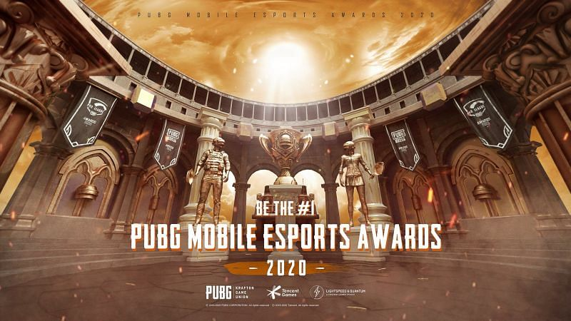 PUBG Mobile Esports Awards 2020