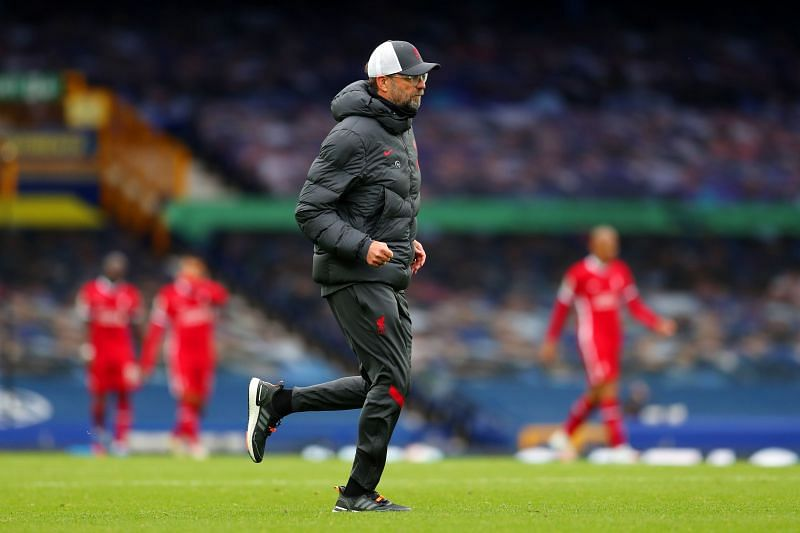 Jurgen Klopp has hit out at the state of the pitch at the Johan Cruijff ArenA