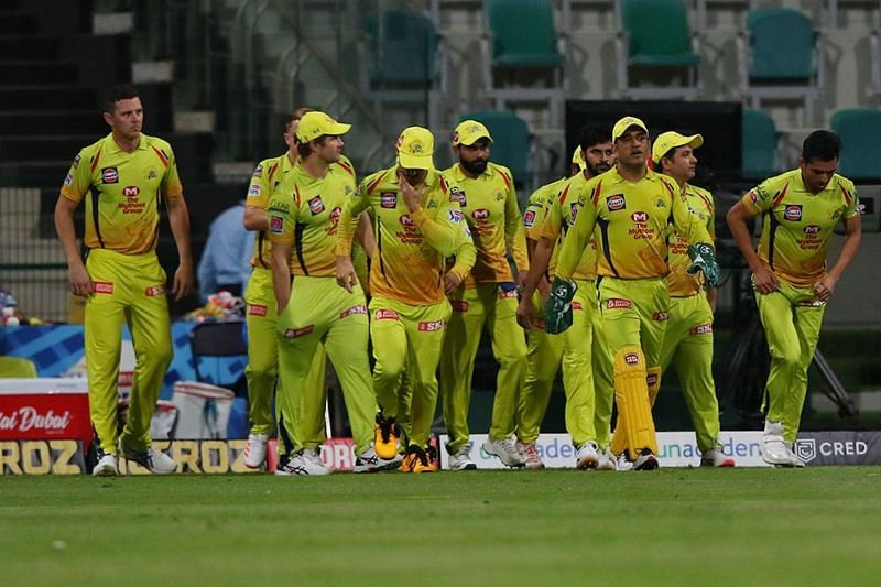 CSK are dead last in the IPL 2020 points table [PC: iplt20.com]
