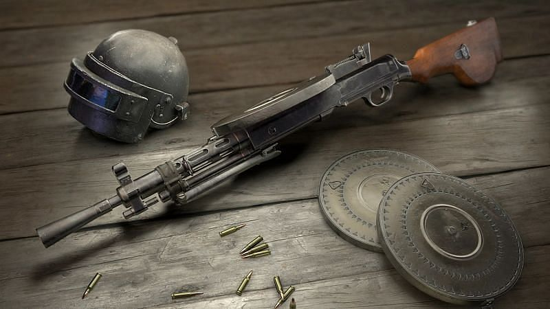 PUBG Mobile: DP-28 map location, damage, and more