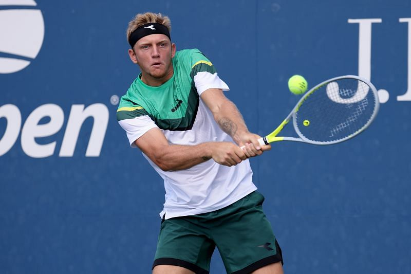 Alejandro Davidovich Fokina at the 2020 US Open