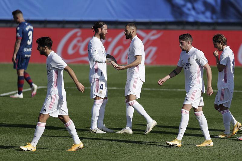 Real Madrid vs SD Huesca - La Liga Santander
