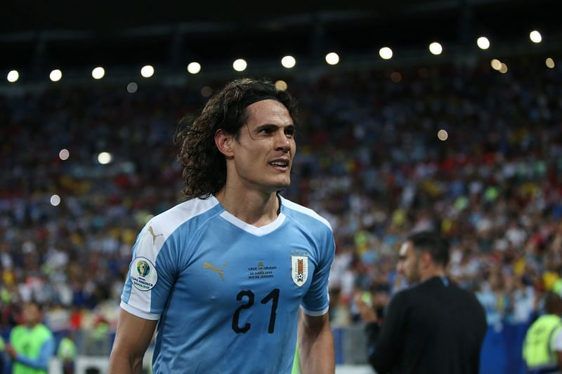 Edinson Cavani will be available against his former side PSG