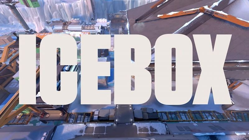 Valorant just released a teaser for its upcoming map, Icebox (Image credits: Riot games)