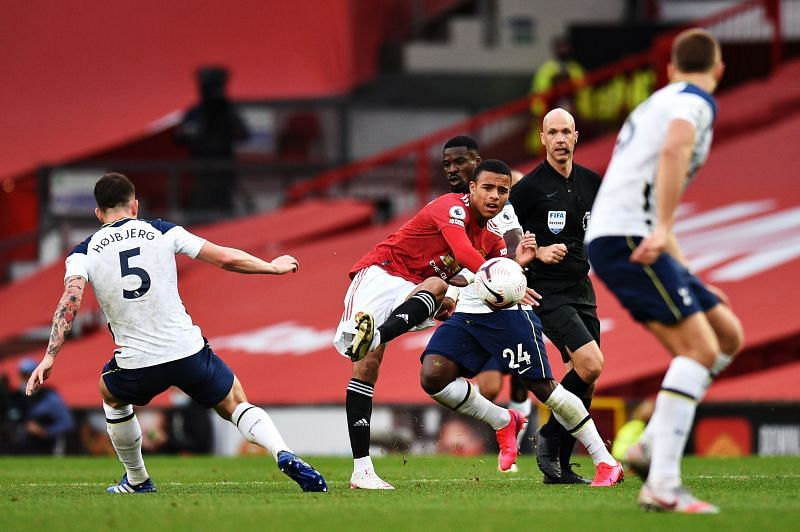 Mason Greenwood is arguably the most two-footed player in world football