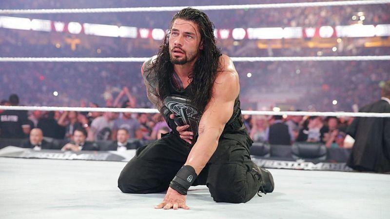 WWE सुपरस्टार रोमन रेंस का जीत प्रतिशत 70 भी नहीं है
