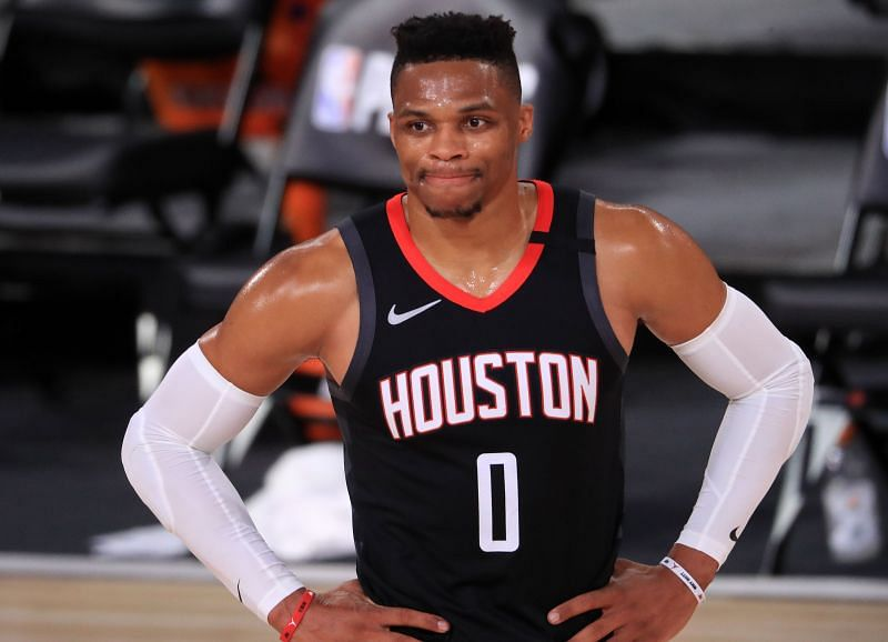 Jalen Rose spoke on why the Houston Rockets must move on from Russell Westbrook.