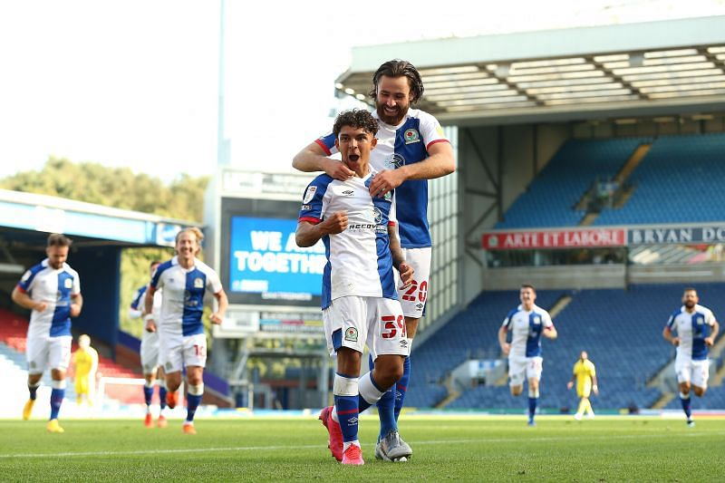 Blackburn Rovers have been goal-happy so far this season