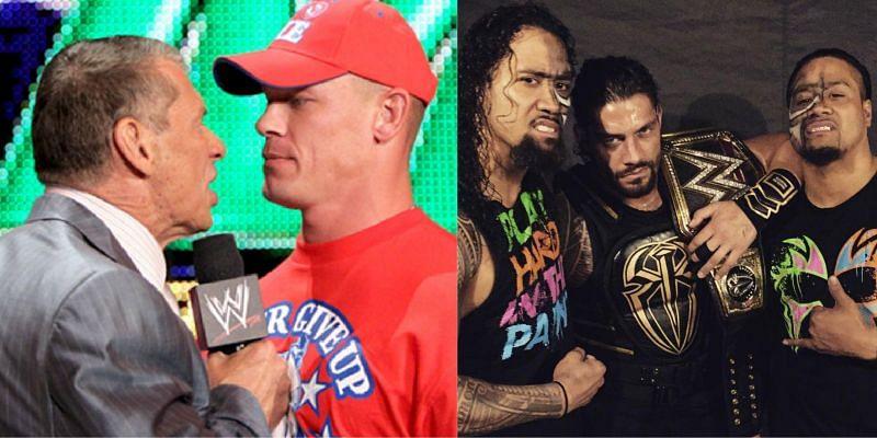 WWE और विंस मैकमैहन हील और बेबीफेस टर्न के निर्णय लेते हैं