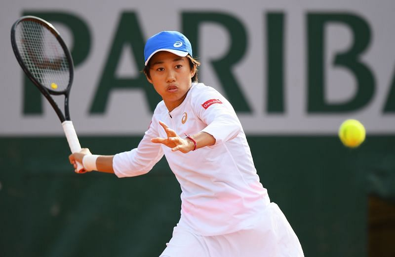 Zhang Shuai has already scored a few strong wins in the first week.
