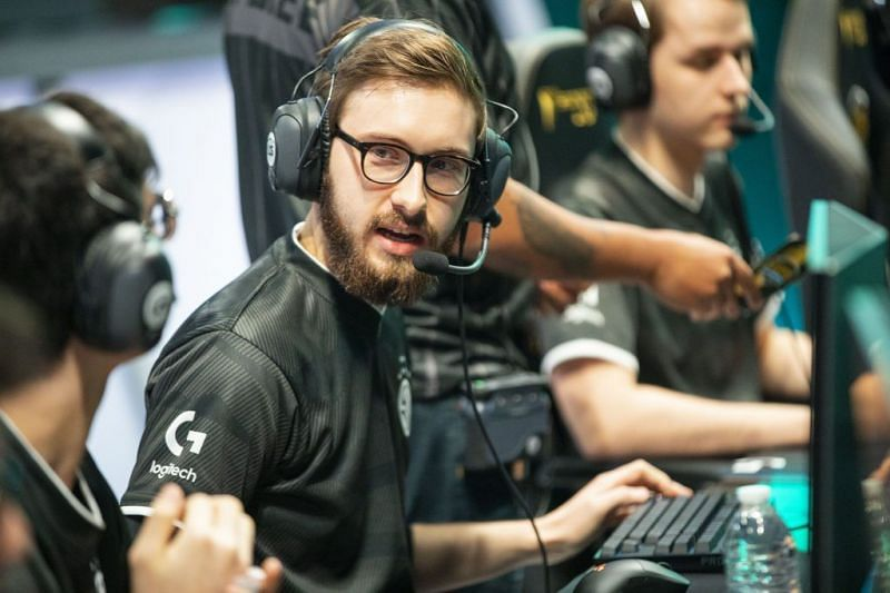 TSM Bjergsen has just announced his retirement from League of Legends (Image credit: The Shoutcaster)