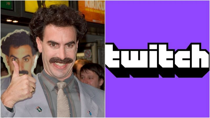 Borat is officially set to appear on Twitch, alongside Dr Lupo