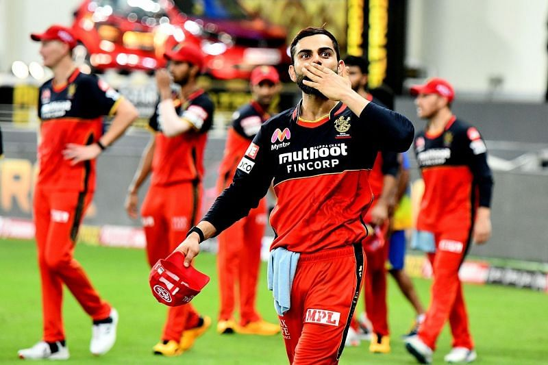 Virat Kohli was the Man of the Match as RCB beat CSK by 37 runs (Credits: IPLT20.com)
