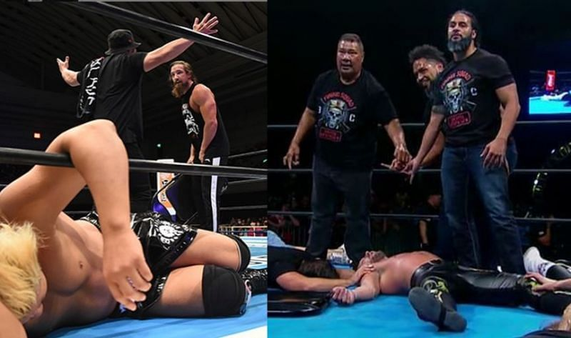 So is the Bullet Club fine after all?