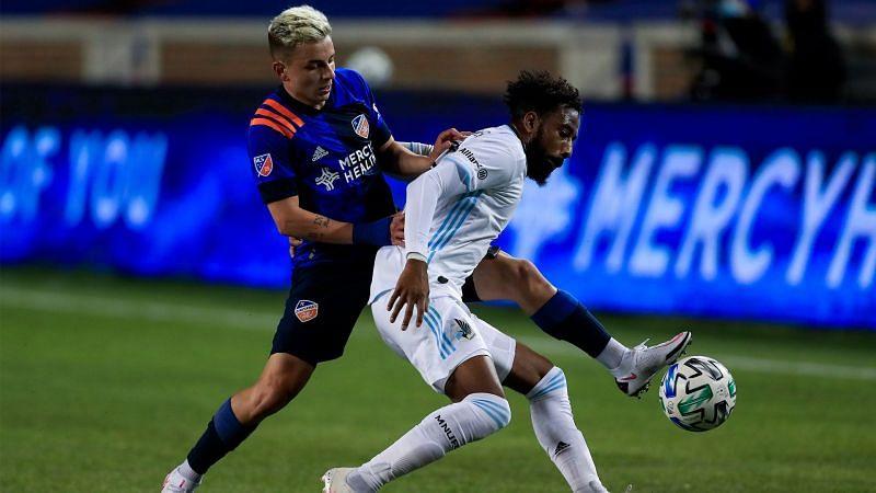 FC Cincinnati welcome Western Conference leaders Sporting KC in their next MLS fixture