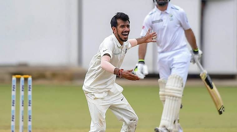 Yuzvendra Chahal has all the makings of a great Test bowler
