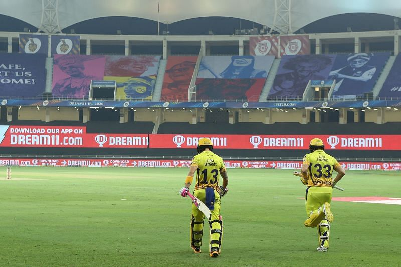 CSK registered a 10-wicket win over KXIP last night. (Image Credits: IPLT20.com)
