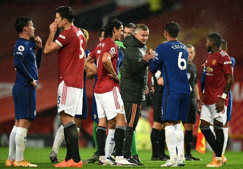 Manchester United vs Chelsea - Premier League