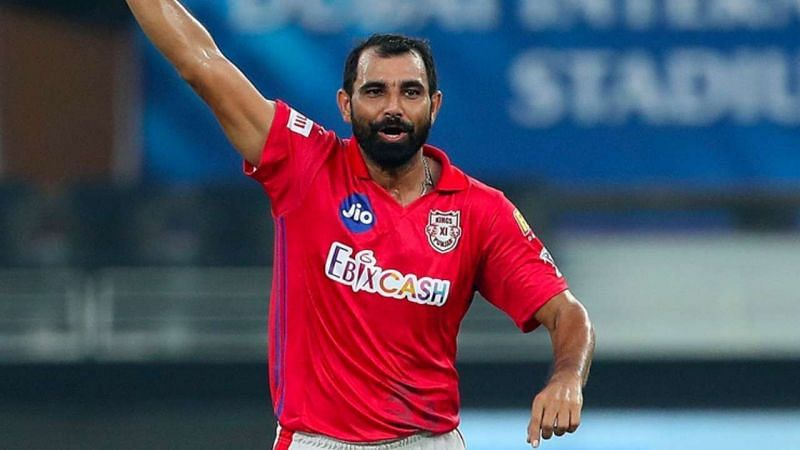 Indian all-format bowler Shami threw it away at the death for KXIP.