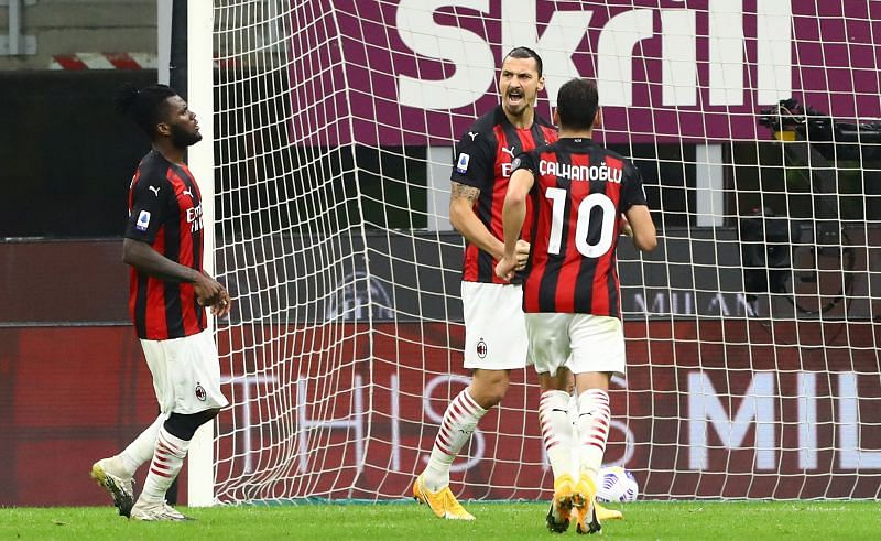 AC Milan can take positives from this game
