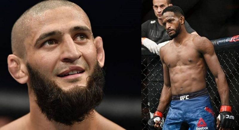 Khamzat Chimaev could face Neil Magny in his next Octagon outing