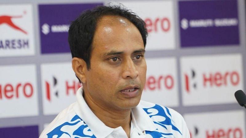 Sankarlal Chakraborty: Manager of Bhawanipore FC (Photo:I-League)