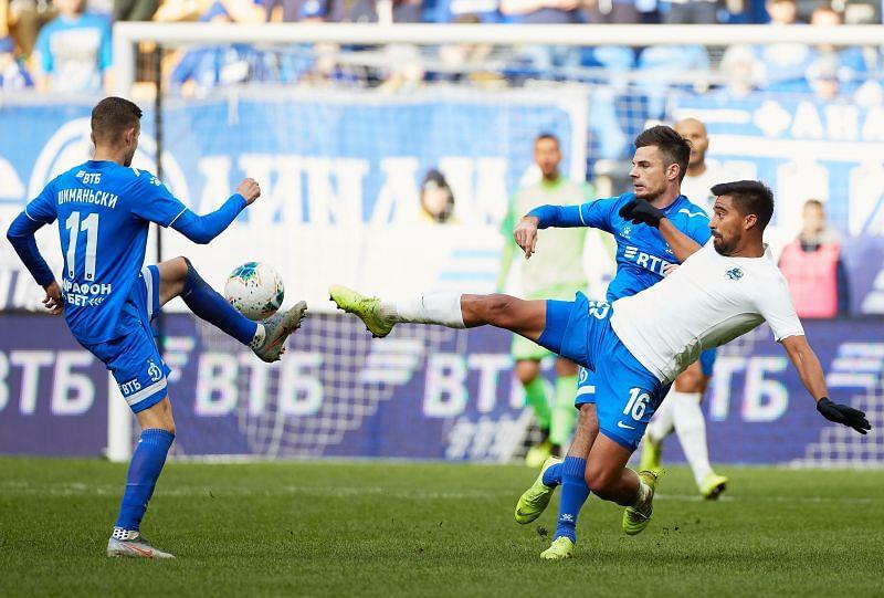 Dynamo Moscow take on PFC Sochi this weekend