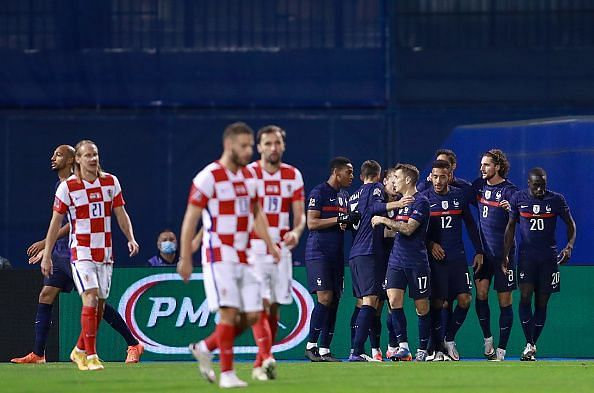 Croatia have struggled defensively over the last two years