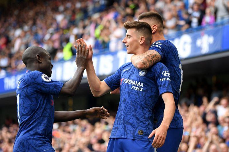 Chelsea stars N