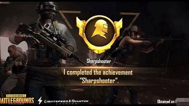 Sharpshooter title