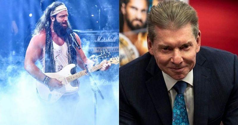 Elias and Vince McMahon.