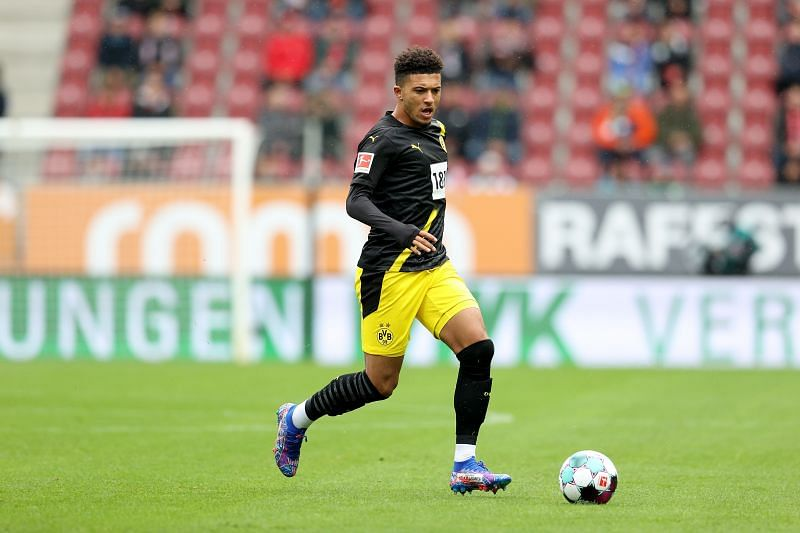 Sancho might prefer a move to Anfield next summer