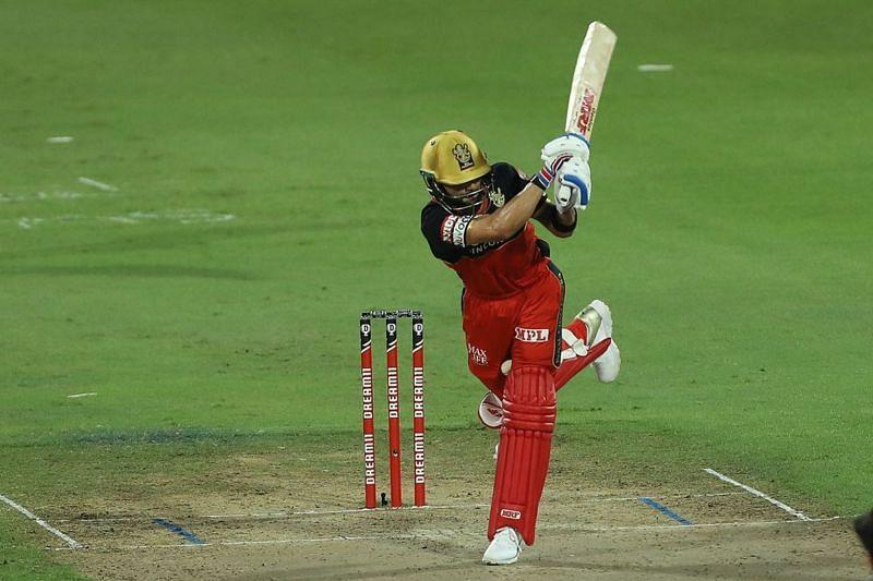 Virat Kohli scored 33 off 28 balls to continue his purple patch with the bat (Credits: IPLT20.com)