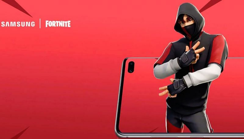 iKONIK Skin in Fortnite - Image Credits - Epic Games
