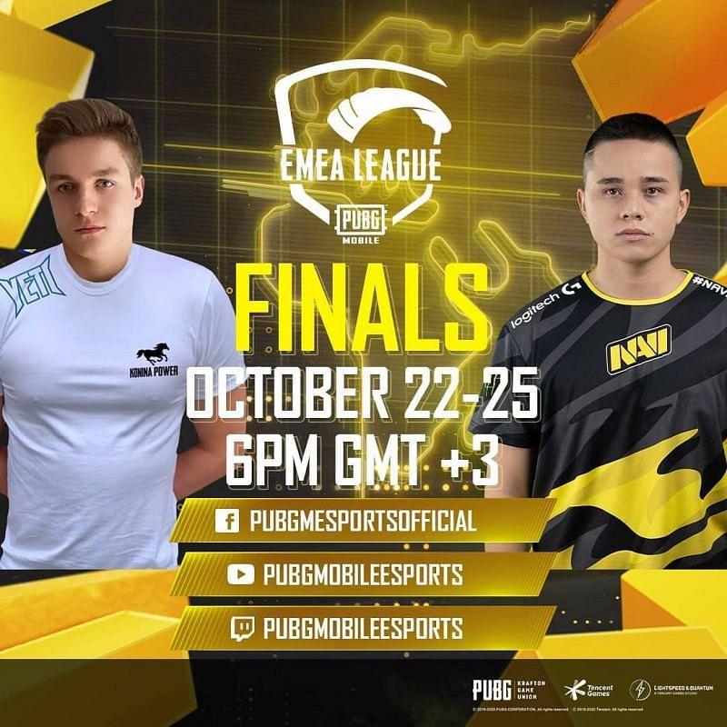 EMEA League Grand Finals day 2