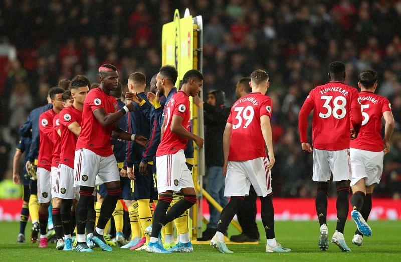 Manchester United vs Arsenal FC - Premier League