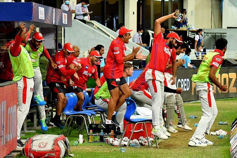 KXIP won their second successive game to move out of eighth place (Credits: IPLT20.com)