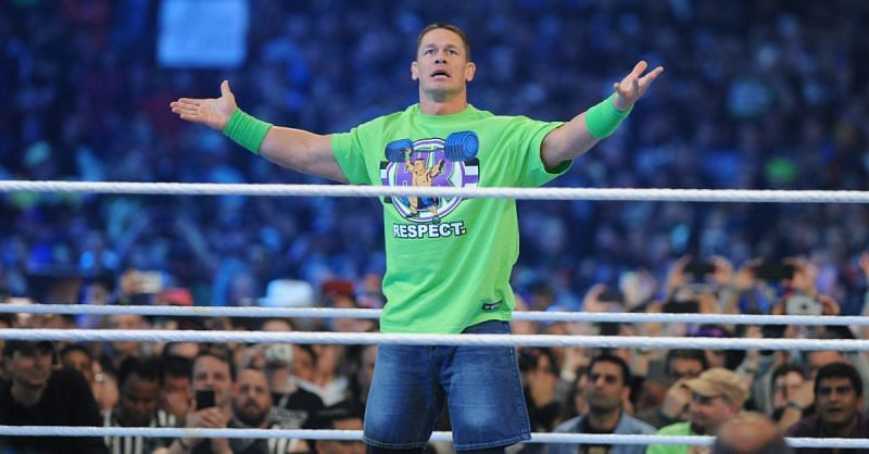 Five Possible Matchups For Much Anticipated Return Of John Cena -  EssentiallySports