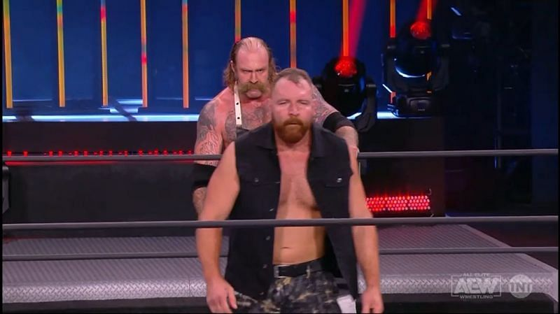 The Butcher of The Butcher and The Blade challenged Jon Moxley for the AEW Championship this week on AEW Dynamite